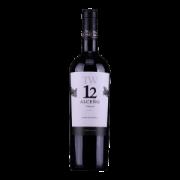 Alceno TW 12 Monastrell 干红葡萄酒 2014 750ml *4件344.96元包邮(双重优惠)