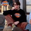 Dickies 毛圈布logo宽松卫衣 惊喜促销仅需249¥329