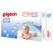 pigeon 贝亲 PH弱酸性 婴儿纸尿裤 M74片 *2件112.2元包邮(合56.1元/件)