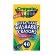 Crayola 绘儿乐 48色可水洗蜡笔 59元59元
