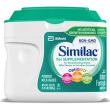 Similac 雅培 For Supplementation 婴儿配方奶粉  678.86元含税包邮678.86元含税包邮