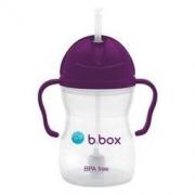 B.box 婴幼儿重力球吸管杯 防漏 240ml 葡萄紫 10.95澳元约¥52(需用码)