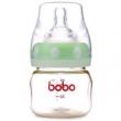 bobo 乐儿宝 金彩系列 ILP114 新生儿奶瓶 绿色 *4件49.8元(合12.45元/件)