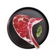 皓月 谷饲战斧牛排2片+T骨牛排2-3片 1.5kg148元,可低至74元
