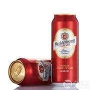 Mecklenburger 梅克伦堡 比尔森啤酒500ml*24听*2箱 ¥134.3