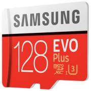 SAMSUNG 三星 EVO Plus 升级版+ MicroSD卡 128GB 119元包邮