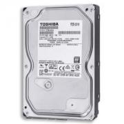 TOSHIBA 东芝 7200转 32M SATA3 机械硬盘 1TB(DT01ACA100)