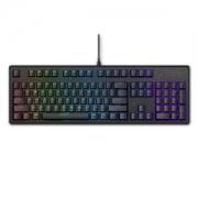 Rapoo 雷柏 V808RGB 104键 机械键盘  RGB Cherry红轴