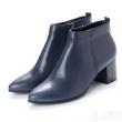 ECCO 爱步 Shape 45型塑系列 女士侧拉链真皮裸靴 $80.99到手640元