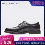 神价 Rockport 乐步 男三接头休闲皮鞋 英伦风德比鞋 293元新风尚价 限27日前1小时八折后¥998