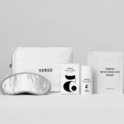 Verso Skincare 五周年限定眼部护理四件套(5号眼部精华30ml+眼膜3g*4+眼罩+洗漱包)£84