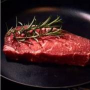 谷言 澳洲进口整切牛排套餐(眼肉+西冷+和牛腿)10片1540g 送刀叉酱料149元包邮(需领券)