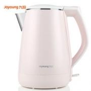 Joyoung 九阳 K15-F626 电热水壶 粉色 1.5L 69元