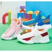 BOBDOG 巴布豆 9141 儿童运动鞋
