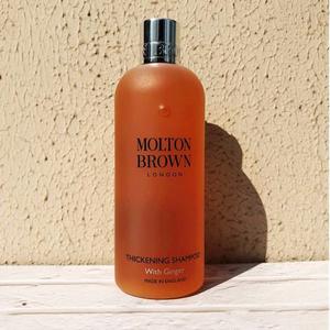 脱发福音,Molton Brown 生姜洗发水 300ml 新低£13.5(需用码)