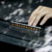 CASKING 创色纪 创意临时停车号码牌 4色新低7.8元起包邮(需领券)