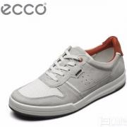 ECCO 爱步 Jack 杰克系列 男士休闲系带鞋 2.7折 新低$43 国内¥1999