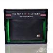 限Prime会员,Tommy Hilfiger 汤米·希尔费格 男士两折真皮钱包31TL13X008新低92.55元包邮(下单立减)