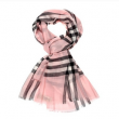 BURBERRY 博柏利 4001363 女士格纹羊毛真丝围巾  1599元包邮1599元包邮