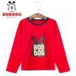 Bobdog/巴布豆 男童春季T恤上衣29元包邮(券后)