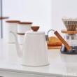 HARIO BDK-80-W 搪瓷制滴漏式咖啡壶 Prime会员免费直邮到手281元