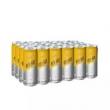 Schweppes 怡泉 Tonic Water 汤力水 330ml*24罐 *2件79.9元(买一赠一)