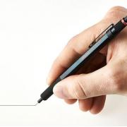 红环(rotring) 500自动铅笔 0.5~0.7mm 使用轻便