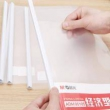 M&G 晨光 A4拉杆透明文件夹 经济型 10个装5.8元包邮(需用券)