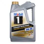 Mobil 美孚 1号 长效 EP SN级 5W-30 全合成机油 5Qt 239元+26.77元224元含税包邮约256元(需领券)