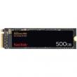 SanDisk 闪迪 至尊超极速-3D版 M.2 NVMe 固态硬盘 500GB699元