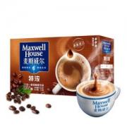 Maxwell House 麦斯威尔 特浓速溶咖啡 60条 (780g) *2件