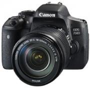 Canon 佳能 EOS 750D(EF-S 18-135mm f/3.5-5.6)单反相机套机