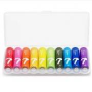 MI 小米 7号电池 彩虹电池碱性 10个