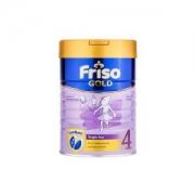 Friso 美素佳儿 金装 婴幼儿配方奶粉 4段 900g127.33元含税包邮