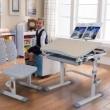 easy life 生活诚品 AU800 儿童学习桌椅套装872元包邮(需用码)