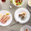 Luminarc 乐美雅 时光系列 钢化玻璃餐具 5件套 25元包邮¥25