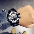 CASIO 卡西欧 G-SHOCK系列 GA-400-1A 男士运动石英手表 *2件 1174元包税包邮587元/件(双重优惠)