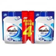 Walch 威露士 洗衣液(2kg+2kg) *2件