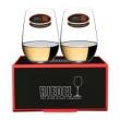 RIEDEL 礼铎 6404/15 O型杯/雷司令杯酒杯 2支装/375ml +凑单品153.5元包邮(双重优惠)