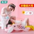 龙欣 儿童 可折叠 洗头躺椅 58元包邮¥58