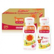 PLUS会员:统一阳光 红豆+红枣+枸杞 粗磨谷物饮料 250ml*15瓶29.9元