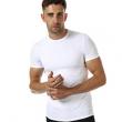 GIORGIO ARMANI 乔治·阿玛尼 Crew Neck 男士T恤25.61英镑约¥225(原价79.29英镑)