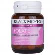 BLACKMORES 澳佳宝 备孕叶酸片 500mg 90片*2瓶 56元包邮新低28元/瓶(需领码)