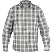 M/L码,Fjällräven 瑞典北极狐 Singi 男士棉/羊毛混纺法兰绒衬衫 3折 $29.98