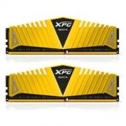 25日0点:ADATA 威刚 XPG-威龙系列 DDR4 3200频 16G(8Gx2)套装 台式机内存(金色) 789元包邮