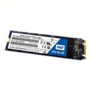 WD 西部数据 Blue 3D NAND M.2 2280 固态硬盘 500GB(WDS500G2B0B)