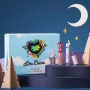 Lime Crime 独角兽 圣诞礼盒三件套装(钻石唇彩4.14ml+哑光唇釉2.6ml+液体眼影4.14ml)5折 £20.25