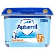 Aptamil 爱他美 幼儿配方奶粉1+段 800g 安心罐 *2件 250.2元包邮包税