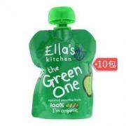 Ella's kitchen 有机水果果泥 6个月以上 10包 79元包邮
