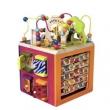 B.Toys 比乐 动物园活动木立方369元包邮